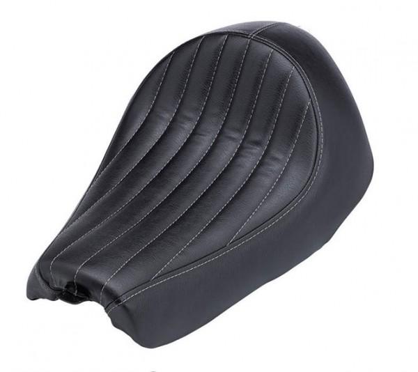 Biltwell, Champion Seat , Black Vertical Tuck