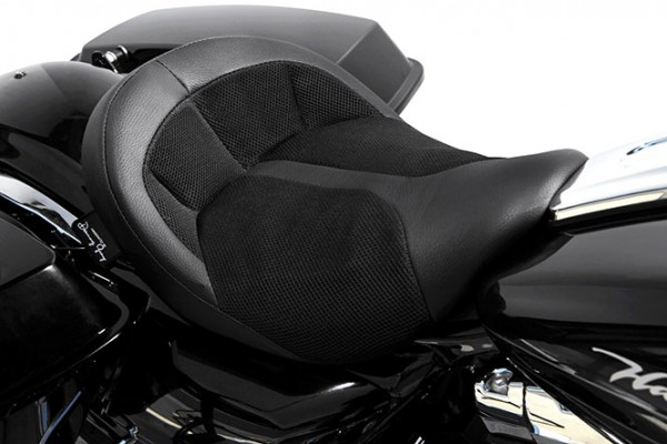 Danny Gray IST Bigist Solo Seat for Touring models, Air 2