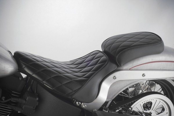 Diamond Pillion Pad