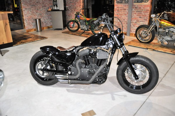 XL 1200 Forty Eight by BSB Customs 12 Monate Garantie