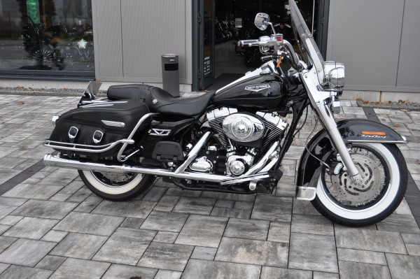 2007 Harley Davidson FLHRC Road KING Classic mit Kess Tech