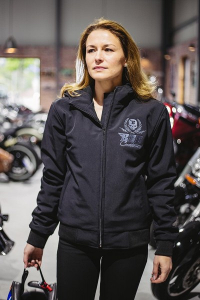 BSB Customs DuPont™ Kevlar® Softshell-Jacke
