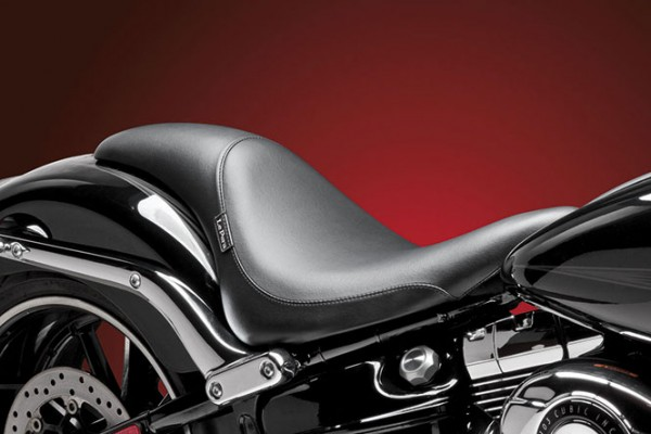 Silhouette Full Lenght Seat, Black