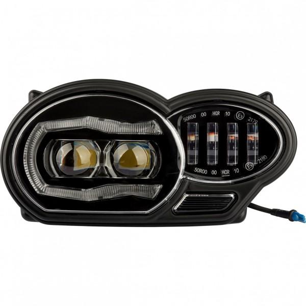 LED Scheinwerfer G2 BMW Modelle R 1200 GS AC + R 1200 GS Adventure