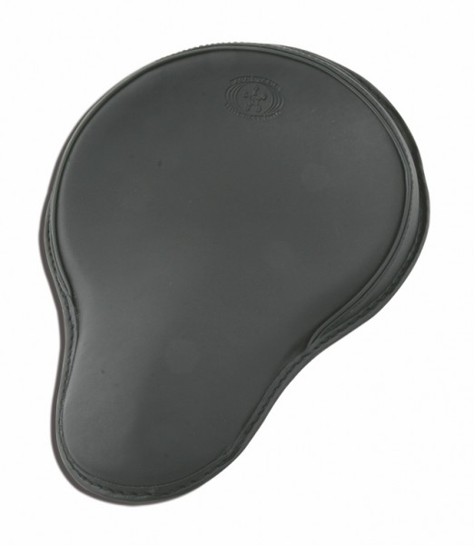 Universal Solo Seat Black Leather