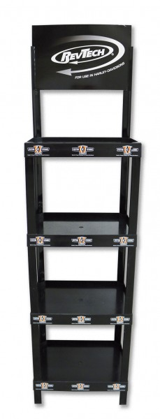 CCE Oil Display Rack with switchable Header