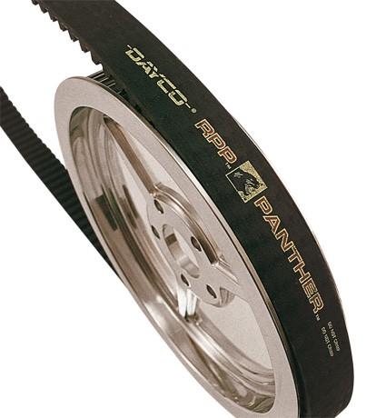 "Panther Rear Belt 132-Teeth, 1-1/2"""