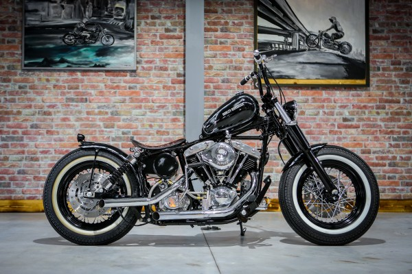 ´73 Harley Davidson FLH 1200 Shovel ***VERKAUFT *****