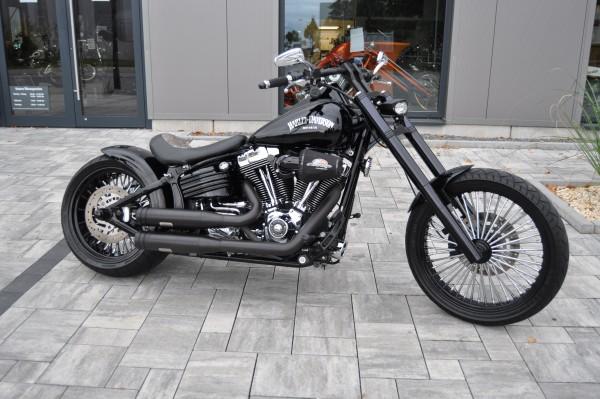 2010 Harley Davidson FXCWC Rocker C mit JEKILL / BIG SPOKE / und viele weitere Extras + Garantie