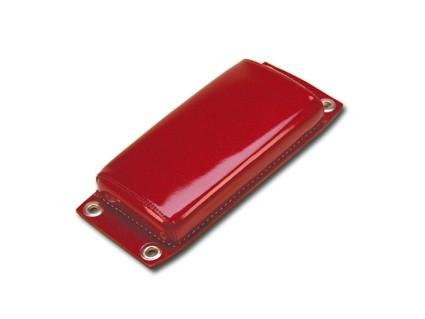 Retro P-Pad Red Metal Flake