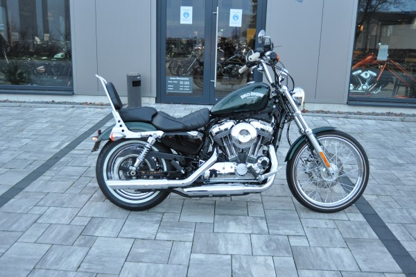 2015 Harley Davidson XL 1200 Seventy Two mit Garantie