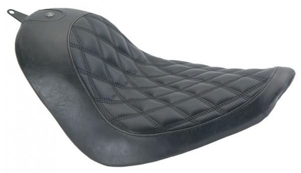 Solo Seat, Tracker Boss, Black