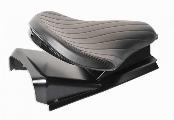 Flying Saddle,Steel black coated