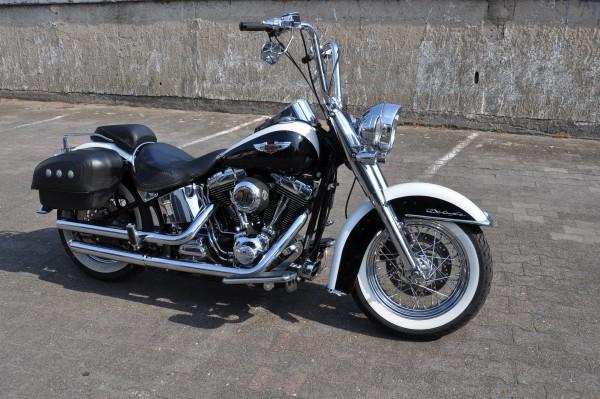 2006 Harley Davidson FLSTNi Softail Deluxe