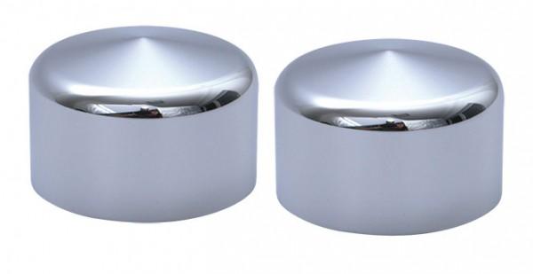 Rear Axle Cover, XL 04-07, Aluminum, Powder Coated, Hard Chrome Plated