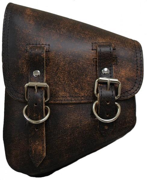 Solo Side Bag, Rustic Brown