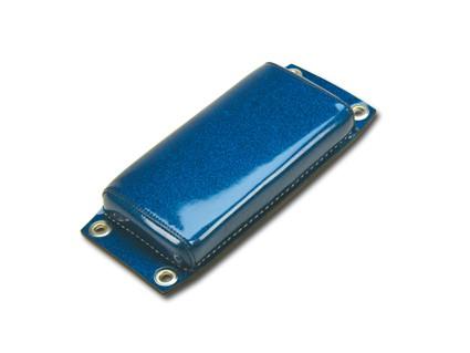 Retro P-Pad Blue Metal Flake