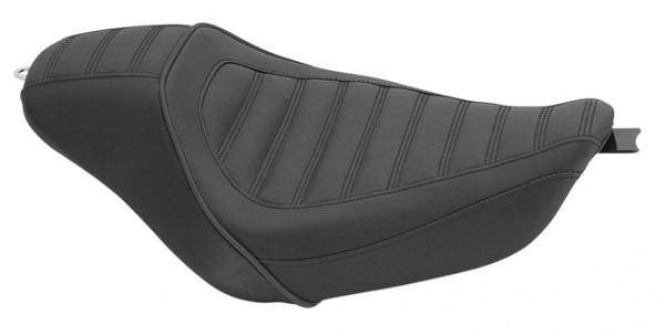 Journey Stripe Solo Seat, Black