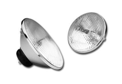 """Halogen Lamp 7"""" with Bulb"""