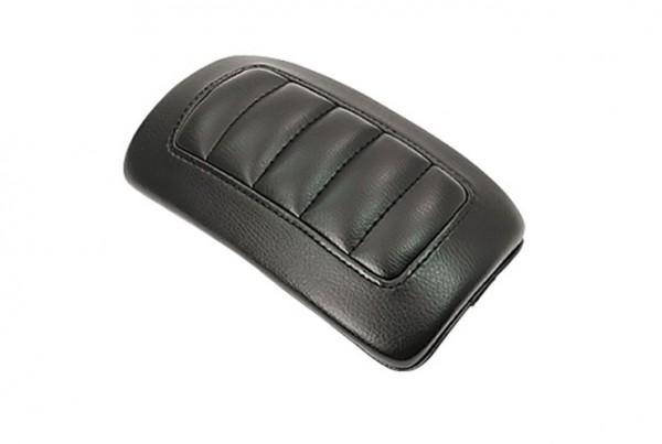 Pillion Pad, Ultra Flat, EZ Pad, L265xW140xT17mm, Deluxe Black