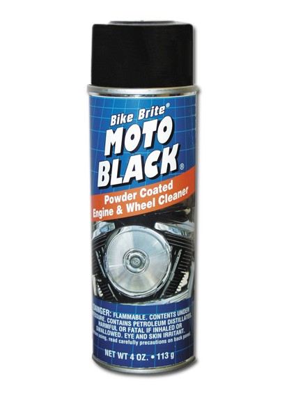 MOTO BLACK SPRAY