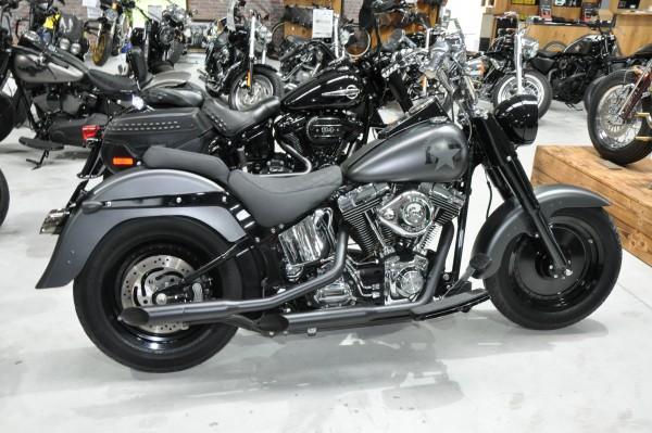 2004 Harley Davidson FLSTF FAT BOY 1449ccm mit Vergaser + Garantie