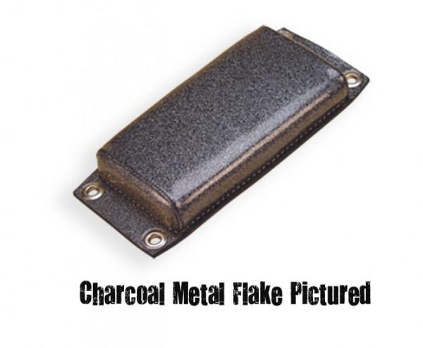 Retro P-Pad Green Metal Flake