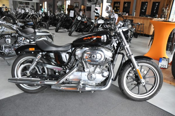 2013 Harley Davidson XL 883 Low 5HD1... + Garantie