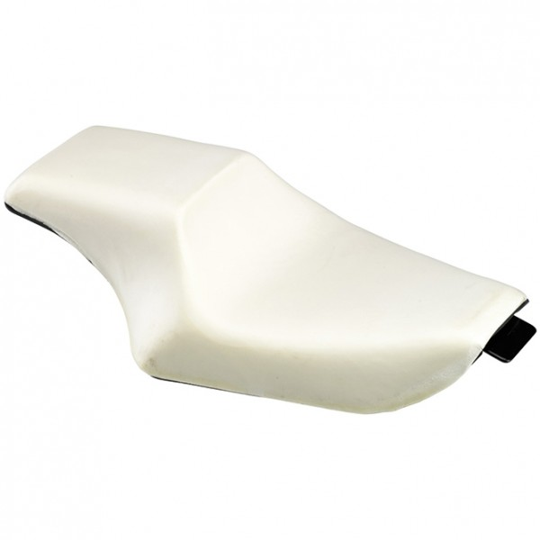 Speedway seat raw pan with foam