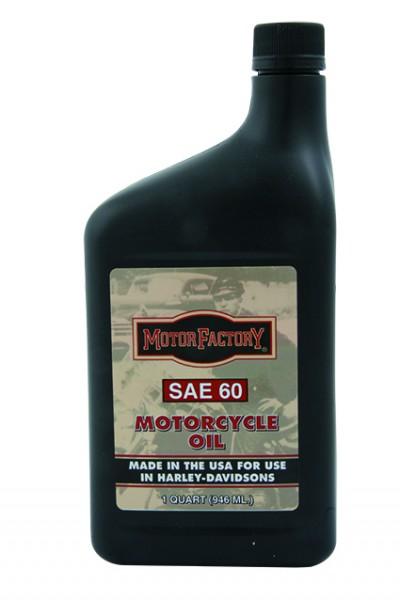 Motor factory Oil SAE 60