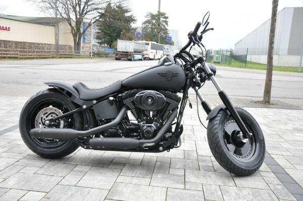 2004 Harley Davidson FXSTD Softail mit einer verstellbaren Anlage + Garantie