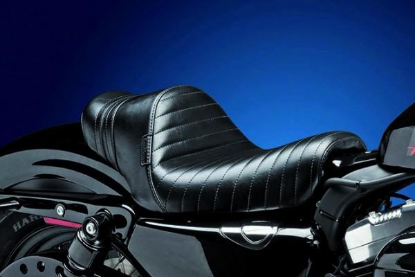 Stubs Spoiler Solo Seat Black